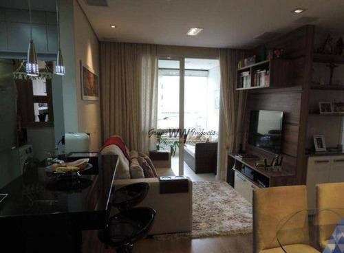 Imagem 1 de 14 de Apartamento À Venda, 73 M² Por R$ 766.000,00 - Santa Teresinha - São Paulo/sp - Ap3161