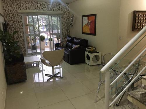 Imagem 1 de 30 de Cobertura Com 3 Dormitórios À Venda, 265 M² - Baeta Neves - São Bernardo Do Campo/sp - Co2584