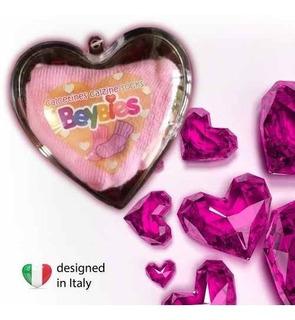 Medias Bebes Rosadas Beybies Regalo Babyshower