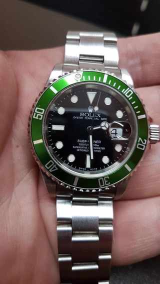 Rolex Submariner 50 Anos Letra D Completo