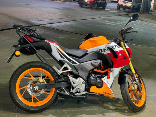 Imagen 1 de 9 de Honda Repsol Cb190