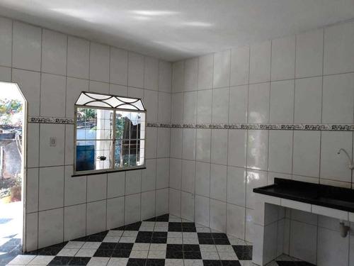 Casa 2 Quarto, Sala, Cozinha, Banheiro,2 Varanda Com Terreno