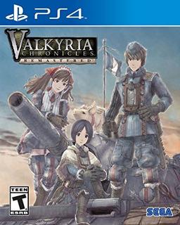 Valkyria Chronicles Remastered Lanzamiento Edición - Playst