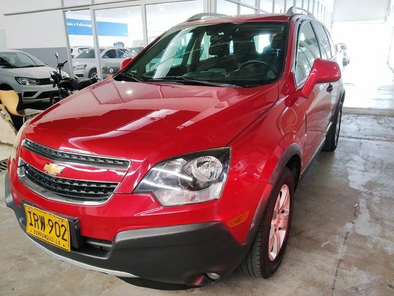 Chevrolet Captiva 4x2 Automatica