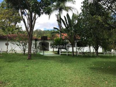 Fazenda Rural À Venda, Área Belíssima Para Hotel Fazenda Ou Haras, Planaltina, Brasília - Fa0012