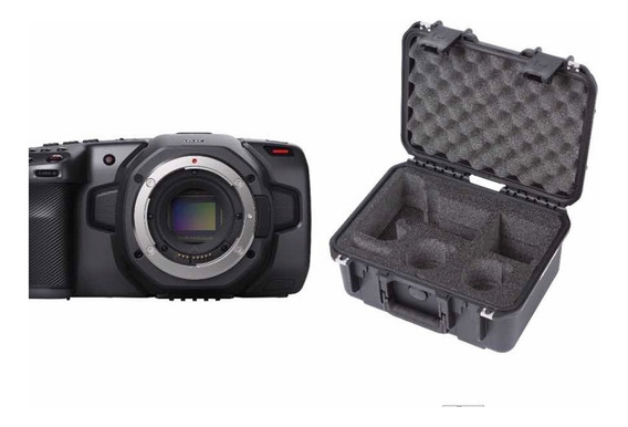 Blackmagic Pocket 6k + Case Skb - Pronta Entrega