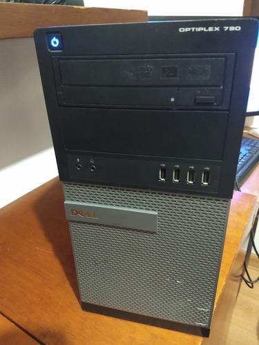 Imagem 1 de 6 de Cpu Minitorre Dell Optiplex 790 I5/4gb/320 Gb Hd