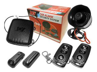 Kit Alarma Para Auto Joy Ja 949 Full Volumetrica Con Control