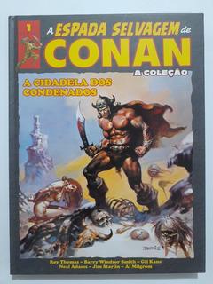 A Espada Selvagem De Conan N°1 - A Coleção - Capa Dura