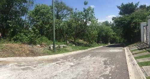 Terreno En Venta En Club De Golf San Gaspar En Jiutepec, Mor