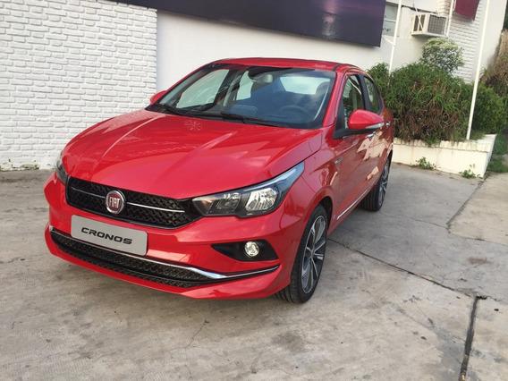 Nuevo Fiat Cronos 2019 - Retira Con $87.000 O Tu Usado! -l