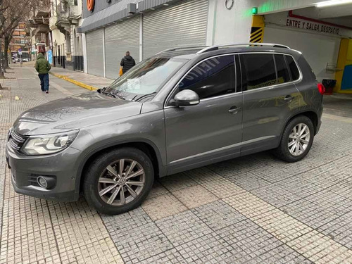 Volkswagen Tiguan 2.0 Exclusive Tsi Blindada Rb3 Roma Cars