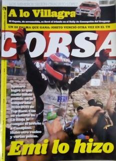 Corsa N°2055 Topo Race En La Riojo,triunfo De Spataro