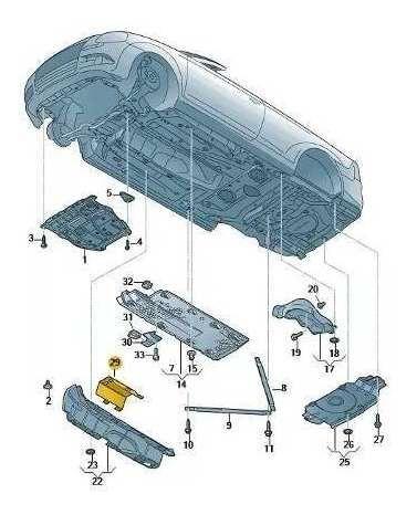 Isolante Acustico Original 5k0825635 - 5k0 Volkswagen Jetta