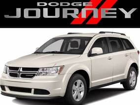 Dodge Journey 2.4 Se 7 Pas Aut 4cil 173hp Abs Rin Airbag Rhc