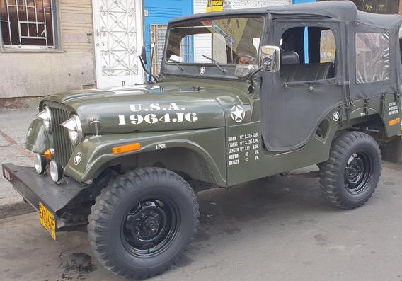 Jeep Willys Cj Carpado