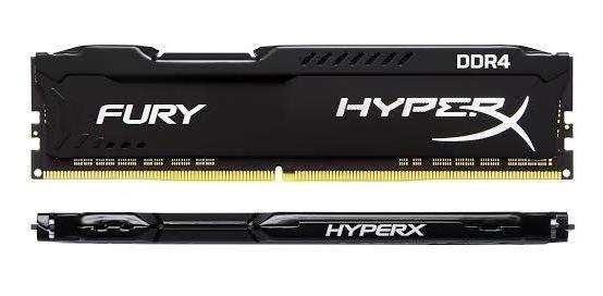 Hyper X 8gb Ddr4 2400mhz Preta 2 Meses De Uso