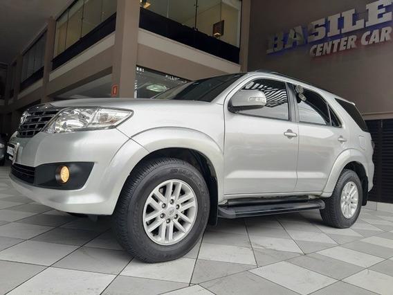 Toyota Hilux Sw4 2.7 Sr 16v 4x2 Flex Aut. 2014