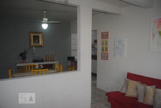 Casa Mobiliada Com 2 Dormitórios E 4 Garagens - Id: 892943180 - 243180
