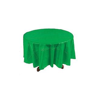 Fun Express - Verde Plástico Redondo Mesa
