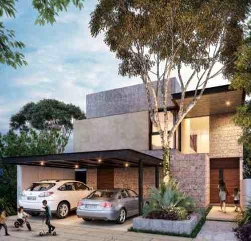 Casa Nueva En Exclusiva Privada En El Norte De La Ciudad