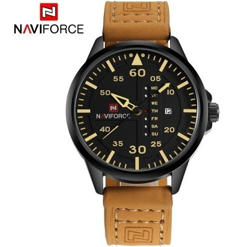 Relógio Masculino Original Naviforce A Pronta Entrega Top