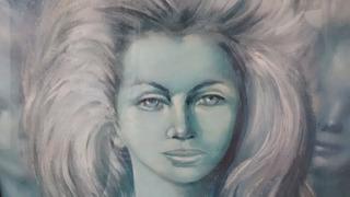 Fotografia Antigua Mujer Hermosa, Elrh B, Oportunidad