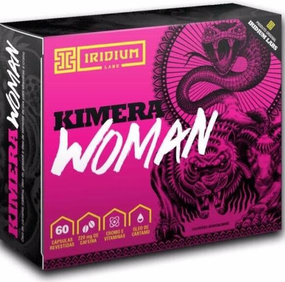 Kimera Woman 60 Cápsulas - Termogênico - Iridium Labs
