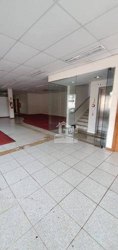 Prédio Para Alugar, 559 M² Por R$ 35.000/mês - Jardim Sumaré - Ribeirão Preto/sp - Pr0009