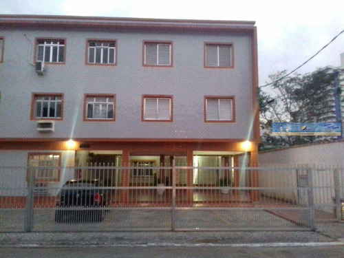 Imagem 1 de 20 de Apartamento Com 2 Dorms, Canto Do Forte, Praia Grande - R$ 180.000,00, 50m² - Codigo: 3191 - V3191