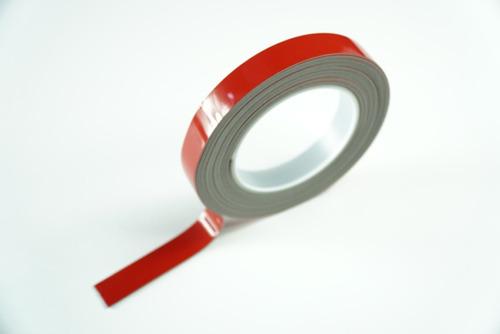 Imagen 1 de 5 de Adhesivo Acrilico Doble Cara De 12mmx5mts