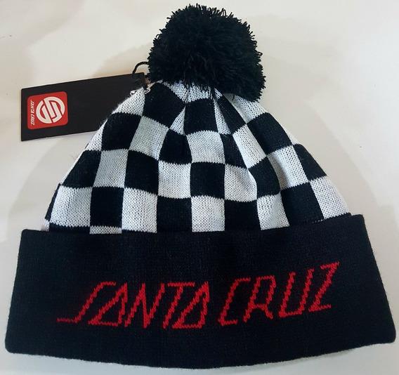 Gorro De Lana Santa Cruz Cuadros Original
