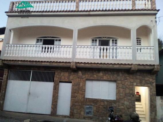 Casa A Venda No Bairro Centro Em Soledade De Minas - Mg. - 265-1