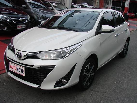 Toyota Yaris 1.5 16v Flex Xls Multidrive 2018/2019