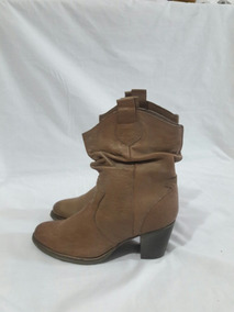 853fee4294880 Botines Mujer Cuero - Calzados de Mujer en Mercado Libre Chile