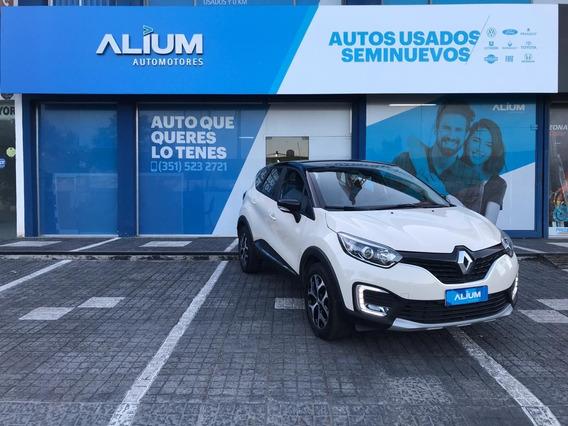 Renault Captur 2.0 Intens 2018 Entrega $371.000 Y Cuotas!
