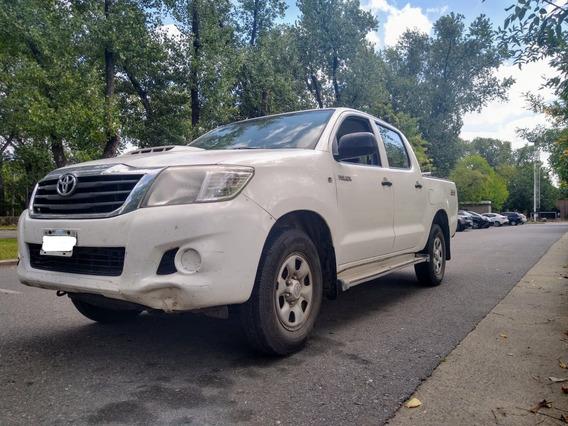 Toyota Hilux Dx 2.5 4x2 Tdi Turbo