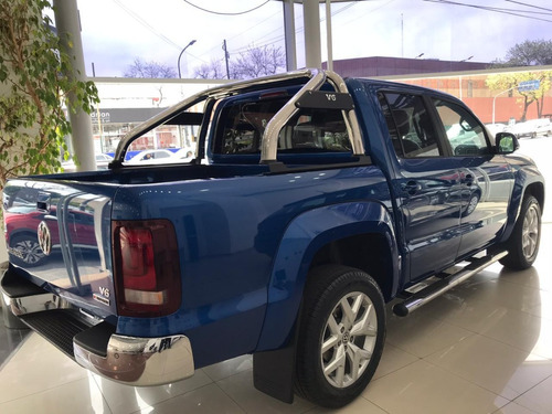 Volkswagen Amarok 3.0 V6 Cd Highline Financio Tasa 0% 0km W3