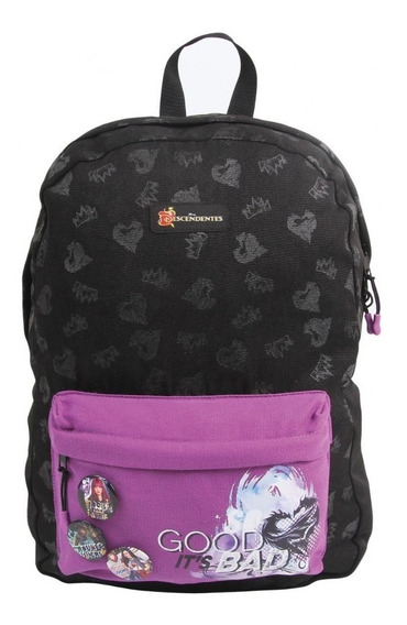 Mochila Disney Descendentes 30145 Escolar G Original