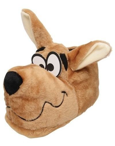 Pantufla De Nene Personaje Scooby Doo Mas176 Hasta El 44!!