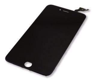 Tela Capacitiva Lcd Para iPhone 6 Plus Preto
