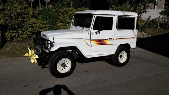 Toyota Bandeirante Bandeirante Jeep