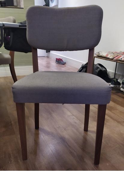 Cadeiras Donna Designer Fernando Jaeger