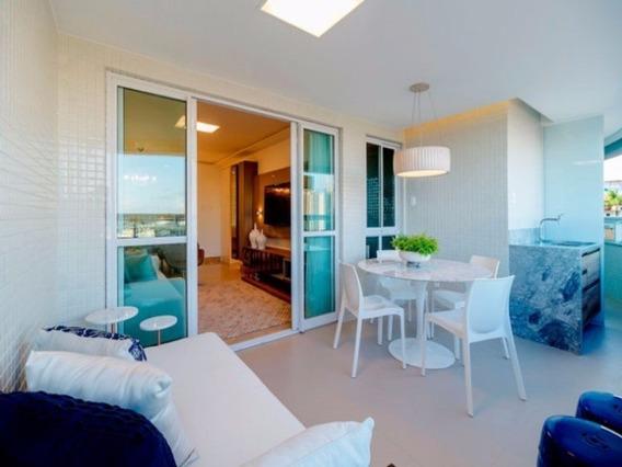 Apartamento 2 Quartos Suítes 75m2 No Ondina Ocean - Lit952 - 32630411