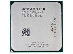 Processador Amd Atlhon X4 641 Com Placa Mãe.