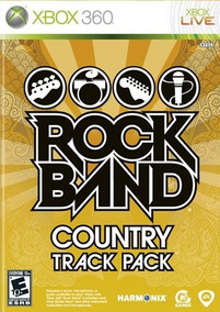 Rock Band Country Track Pack Xbox 360