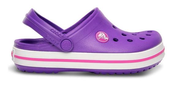 Sandalias Crocs Crocband Kids/ Brand Sports