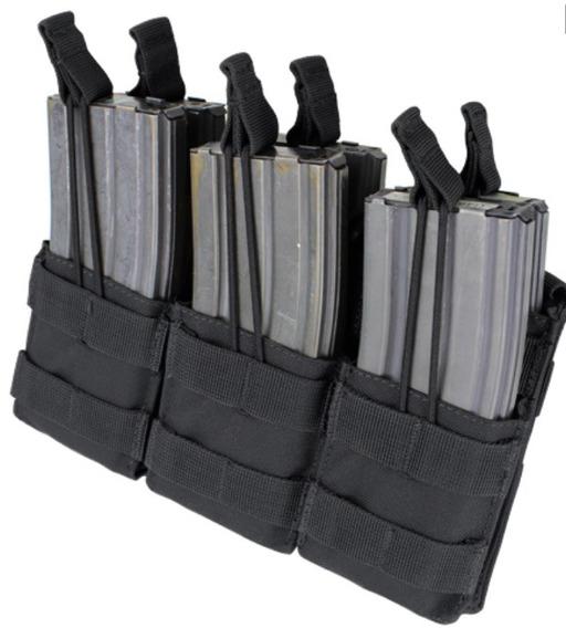 Porta Carregador Condor Para Até 6 M4/ M16 Novo C/ Etiqueta