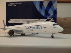 Miniatura Airbus A350-900 Jc Wings 1:200