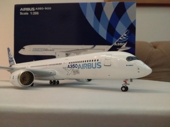 Miniatura Airbus A350-900 Jc Wings 1:200